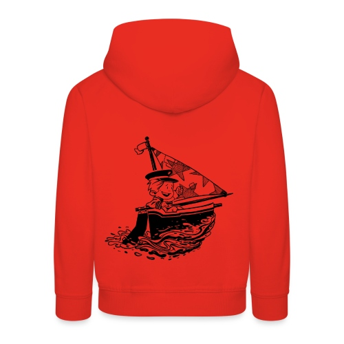 Sail Boyz Hoodie - Kids' Premium Hoodie