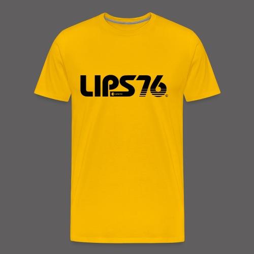 Sunset Black - Men's Premium T-Shirt