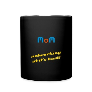 MoM Networker Cup  - Tasse einfarbig
