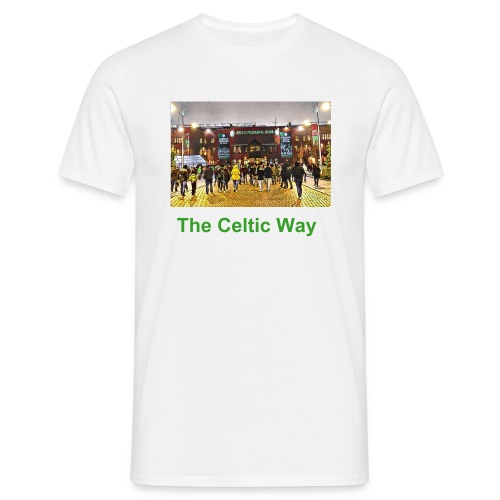 The Celtic Way 1 - Men's T-Shirt