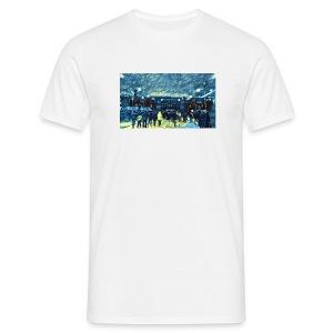 Starry Starry Celtic Night - Men's T-Shirt
