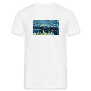 Starry Starry Celtic Night - Men's T-Shirt