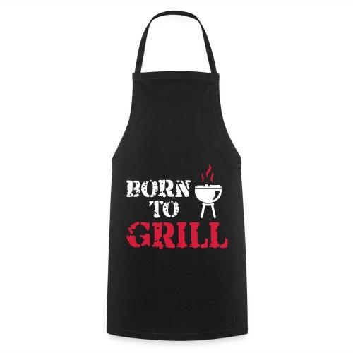 Grillschürze - Born to Grill - Kochschürze