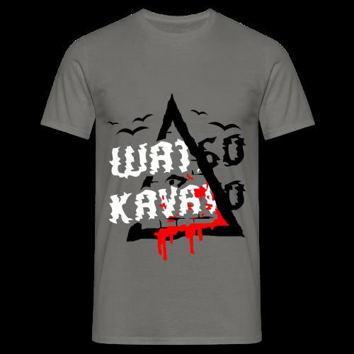 T Shirt WATSOKAVAVO - T-shirt Homme