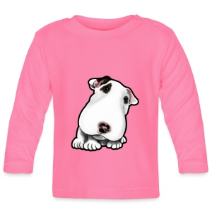 EBT Puppy Head Tilt  - Baby Long Sleeve T-Shirt
