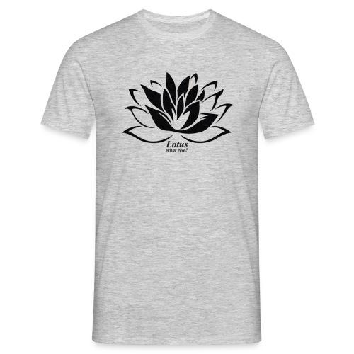 Männer T-Shirt Motiv vorn - Männer T-Shirt