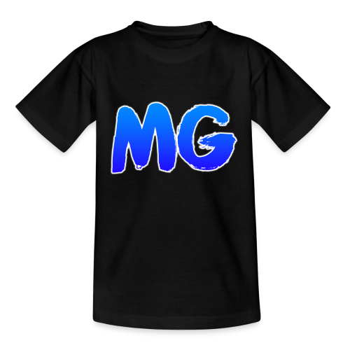 Kinderen t-shirt MG - Teenager T-shirt