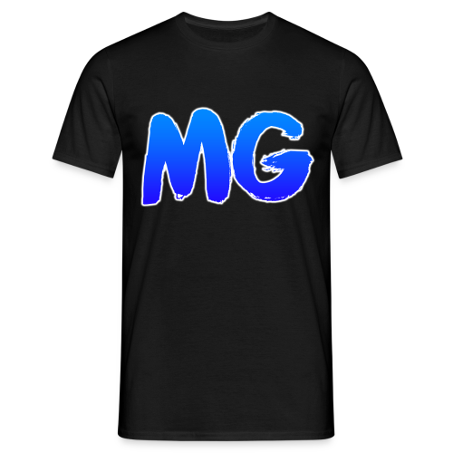 Mannen t-shirt MG - Mannen T-shirt