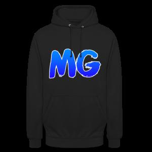Volwassenen unisex hoodie MG - Hoodie unisex