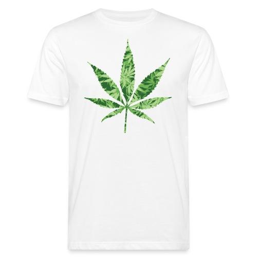 Weed T-Shirt - Mannen Bio-T-shirt