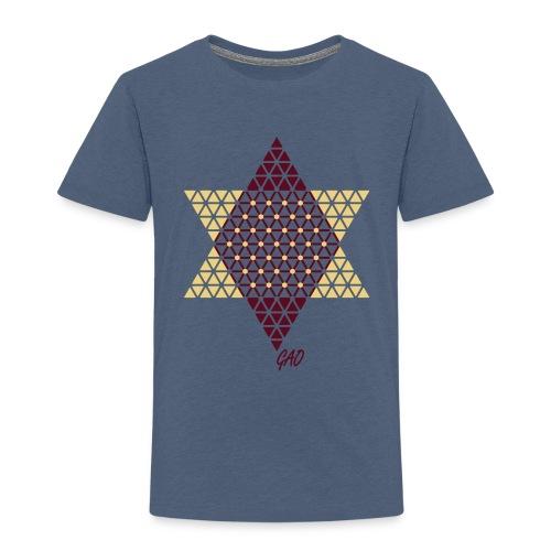 GAO - Halma Puer - Kinder Premium T-Shirt