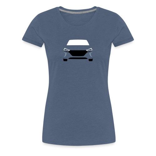 IONIQ Elektro - Frauen Premium T-Shirt