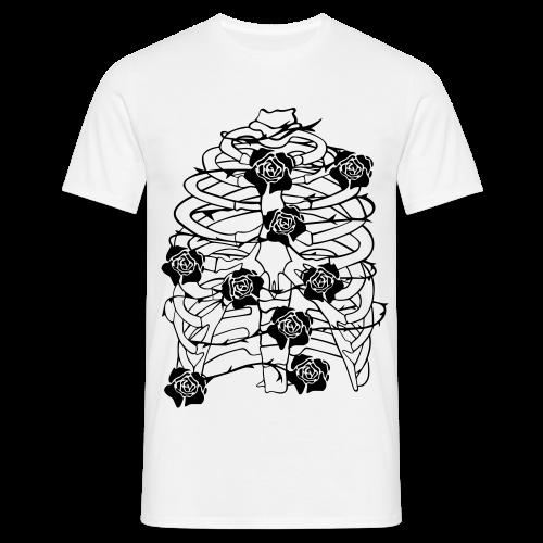 Inhale Shirt, white - Männer T-Shirt