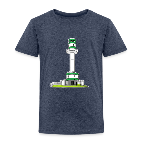 Kinder T-Shirt - Friedrichsorter Leuchtturm - Kinder Premium T-Shirt