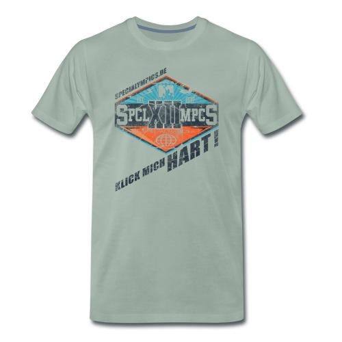 Specialympics XII Männershirt - Männer Premium T-Shirt