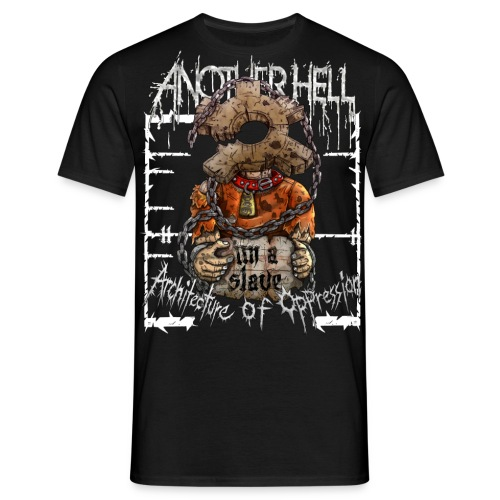 Cog Slave - T-shirt herr