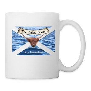 Der Baltic Highlandbecher - Tasse