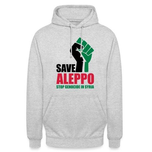SAVE ALEPPO - Unisex Hoodie