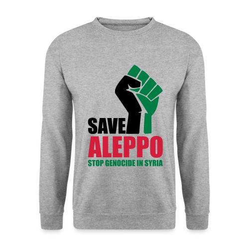 SAVE ALEPPO - Men's Sweatshirt