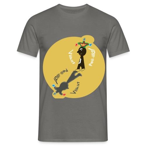 Viikin peli-iltojen paita - Miesten t-paita