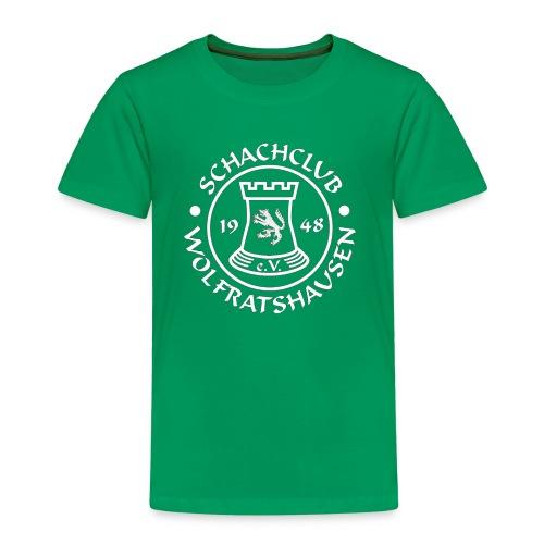 Kinder Premium T-Shirt Grün - Kinder Premium T-Shirt
