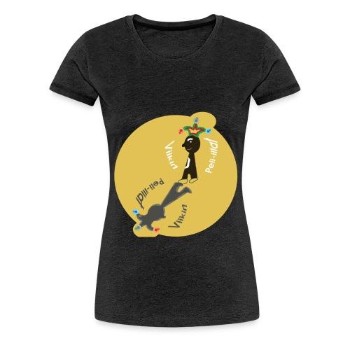 Viikin peli-iltojen paita - Naisten premium t-paita