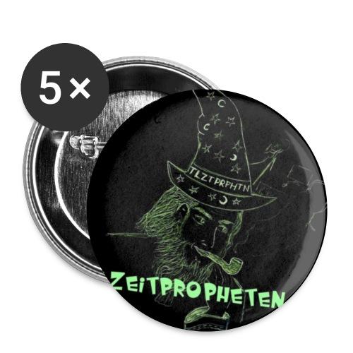 Album Meilenstein + 5 Buttons (Vorbestellung) - Buttons klein 25 mm