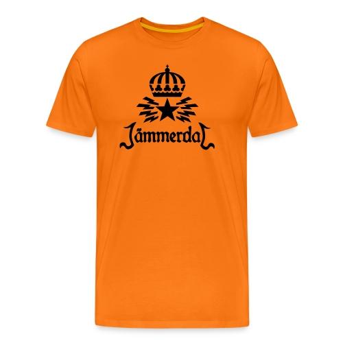 Rockverket - Premium-T-shirt herr