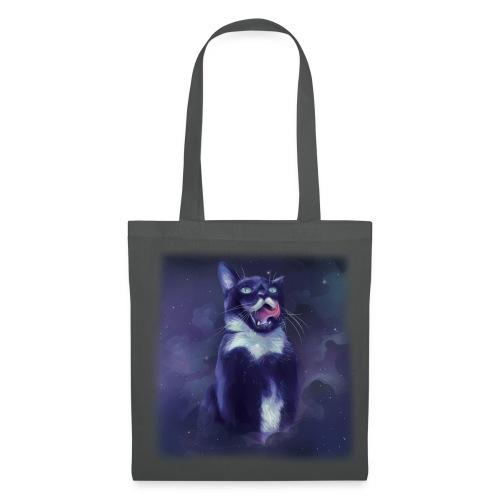 Stalin the Cat Galaxy Bag - Tote Bag