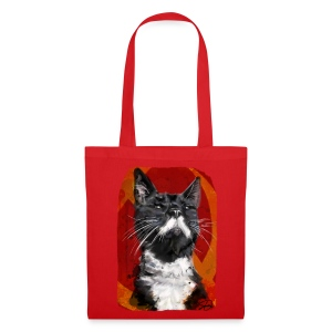 Stalin the Cat USSR Bag - Tote Bag