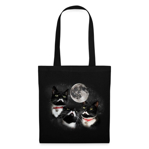 Three Stalins and a Moon Bag - Tote Bag