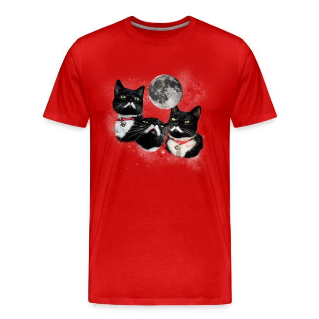 Three Stalins and a Moon Men's Tee