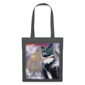 Stalin the Cat Bag - Tote Bag