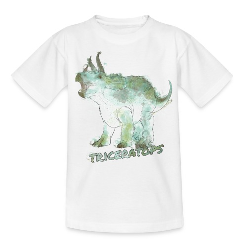 Triceratops - Teenager T-Shirt