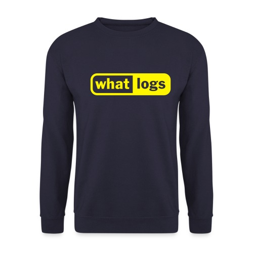 What Logs - Männer Pullover
