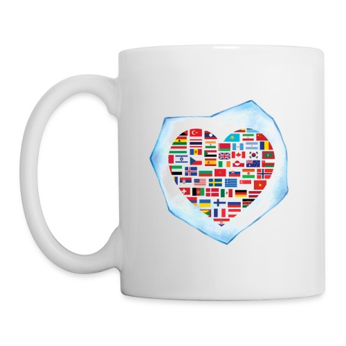 Love Trumps Hate - Mug