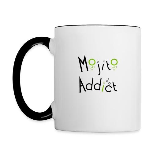 Mojito Addict - Mug contrasté