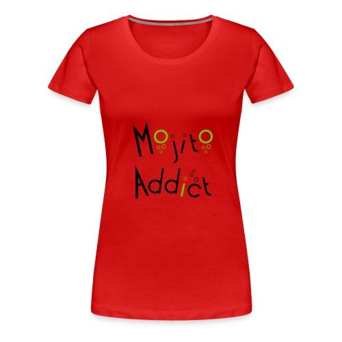 Mojito Addict - T-shirt Premium Femme
