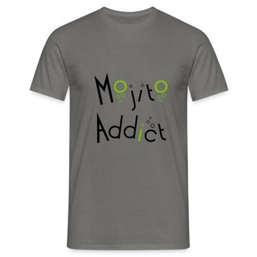 Mojito addict - T-shirt Homme