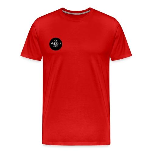 Medici Minimal Tshirt - Men's Premium T-Shirt