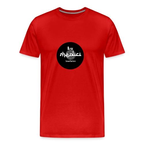 Medici Circle Logo Tshirt - Men's Premium T-Shirt