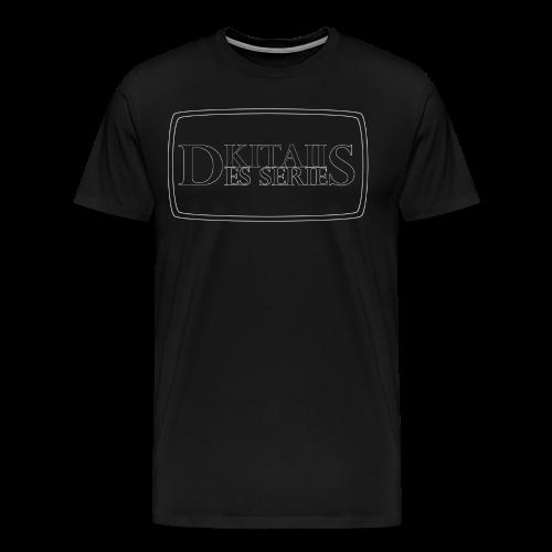 Kitaii Des Séries (M) - T-shirt Premium Homme
