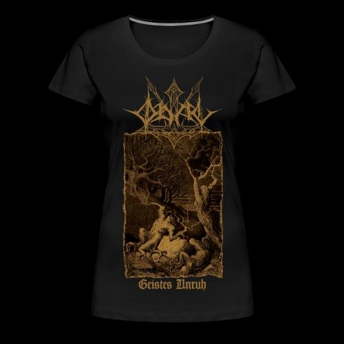 Odal - Geistes Unruh - GTS - Frauen Premium T-Shirt