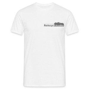Men Walker White - Männer T-Shirt