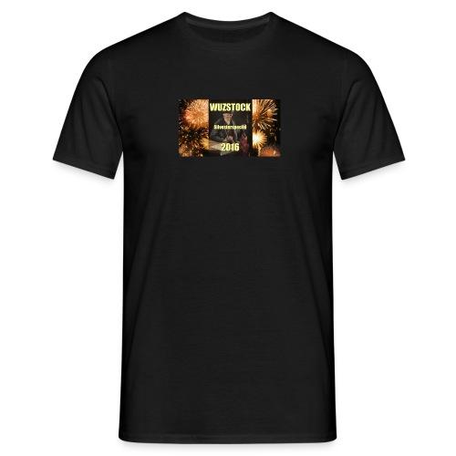 Oben für jeden - Männer T-Shirt