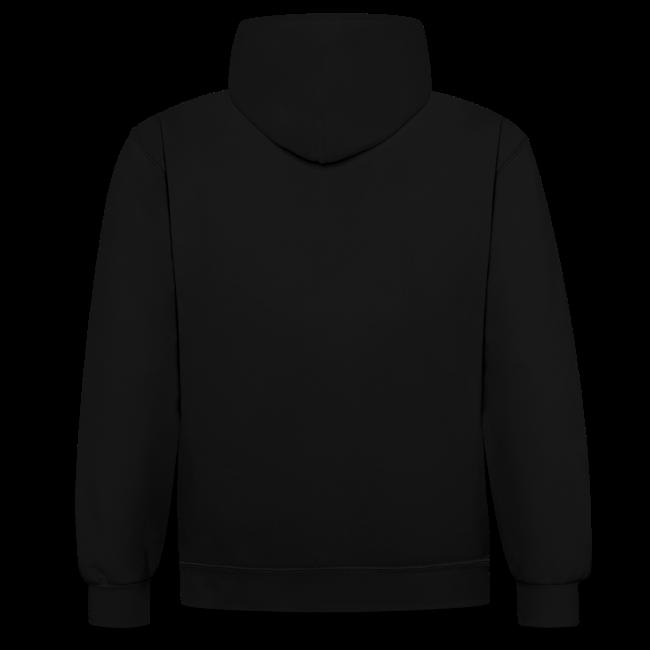 """Unisex hoodie """"bLoops Puzzle"""" (printed white)"""