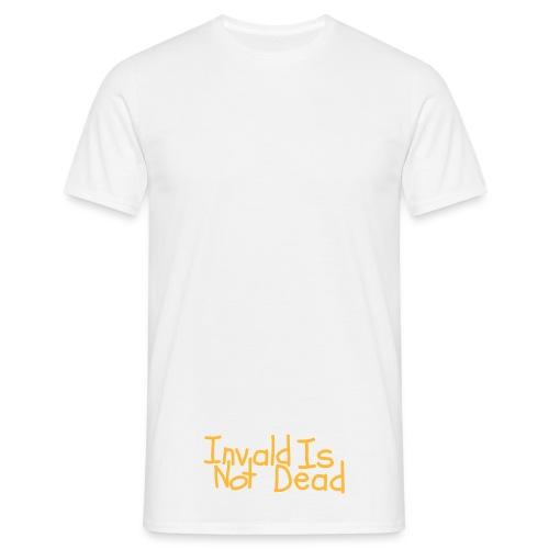 Invald Is Not Dead Tee - Männer T-Shirt