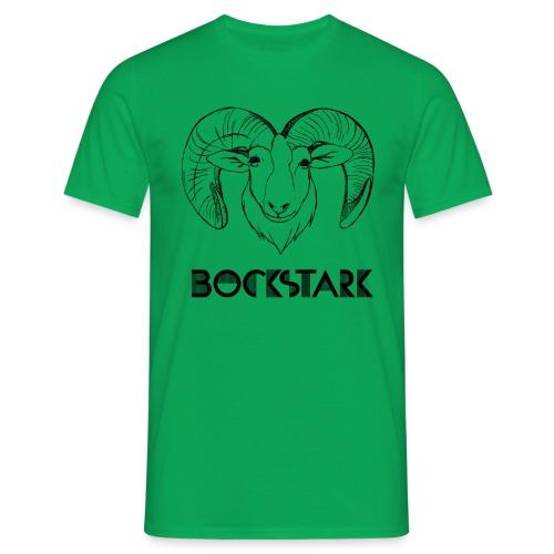 Bockstark Herren-T-Shirt - Männer T-Shirt