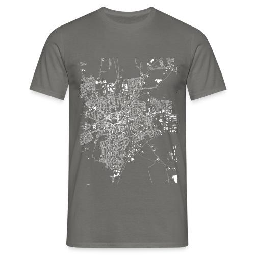 HEIDE Shirt anthra - Männer T-Shirt