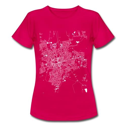 HEIDE Shirt pink - Frauen T-Shirt